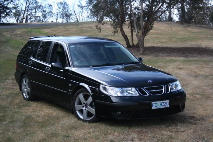 Saab 9 5 Wagon