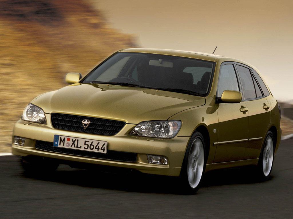 toyota altezza gita 3.0 i 24v 220 hp car technical data. power