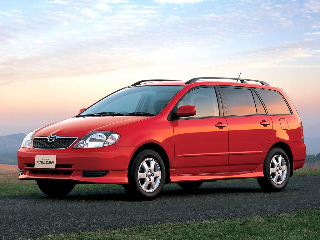 Toyota Corolla Car Technical Data Specifications Vehicle Fuel Pimped Runx Fielder Ii