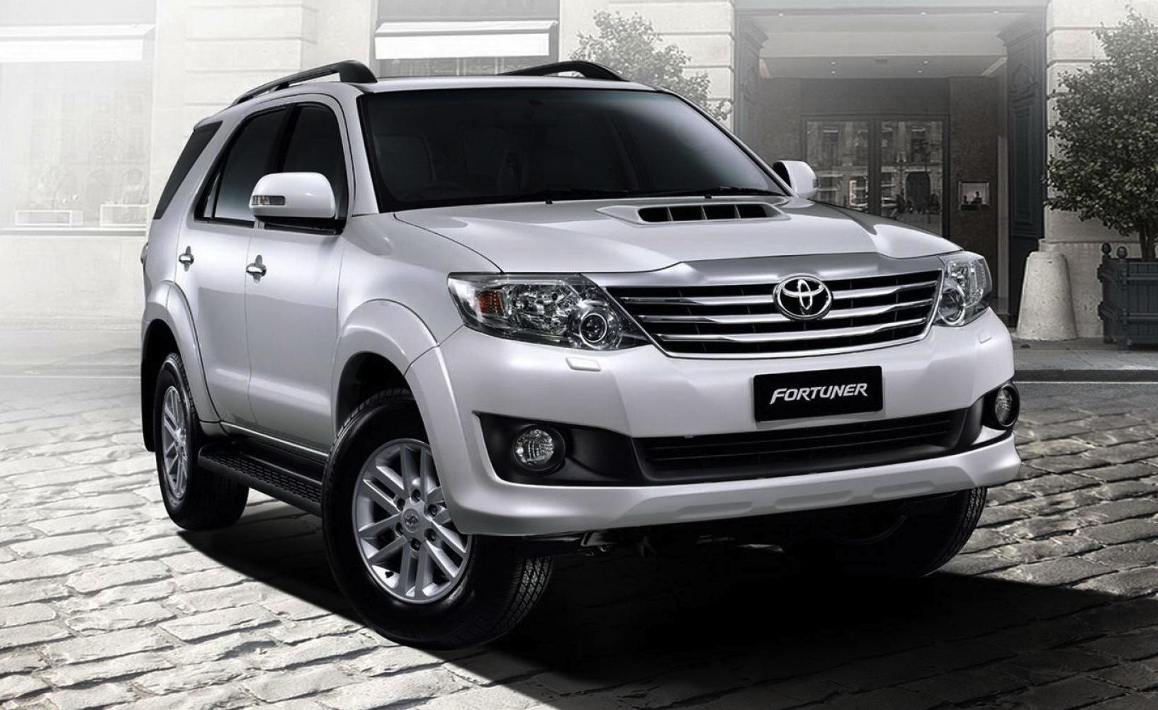 Pakistan s local manufacturing of toyota fortuner to save 4 million rupees ceo indus motors
