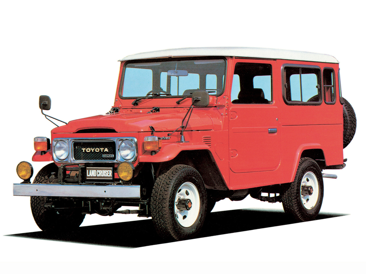 Toyota Land Cruiser Car Technical Data Specifications Vehicle 70 2015 40