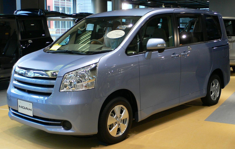 toyota noah    cv os dados tecnicos  carro poder torque capacidade  tanque de