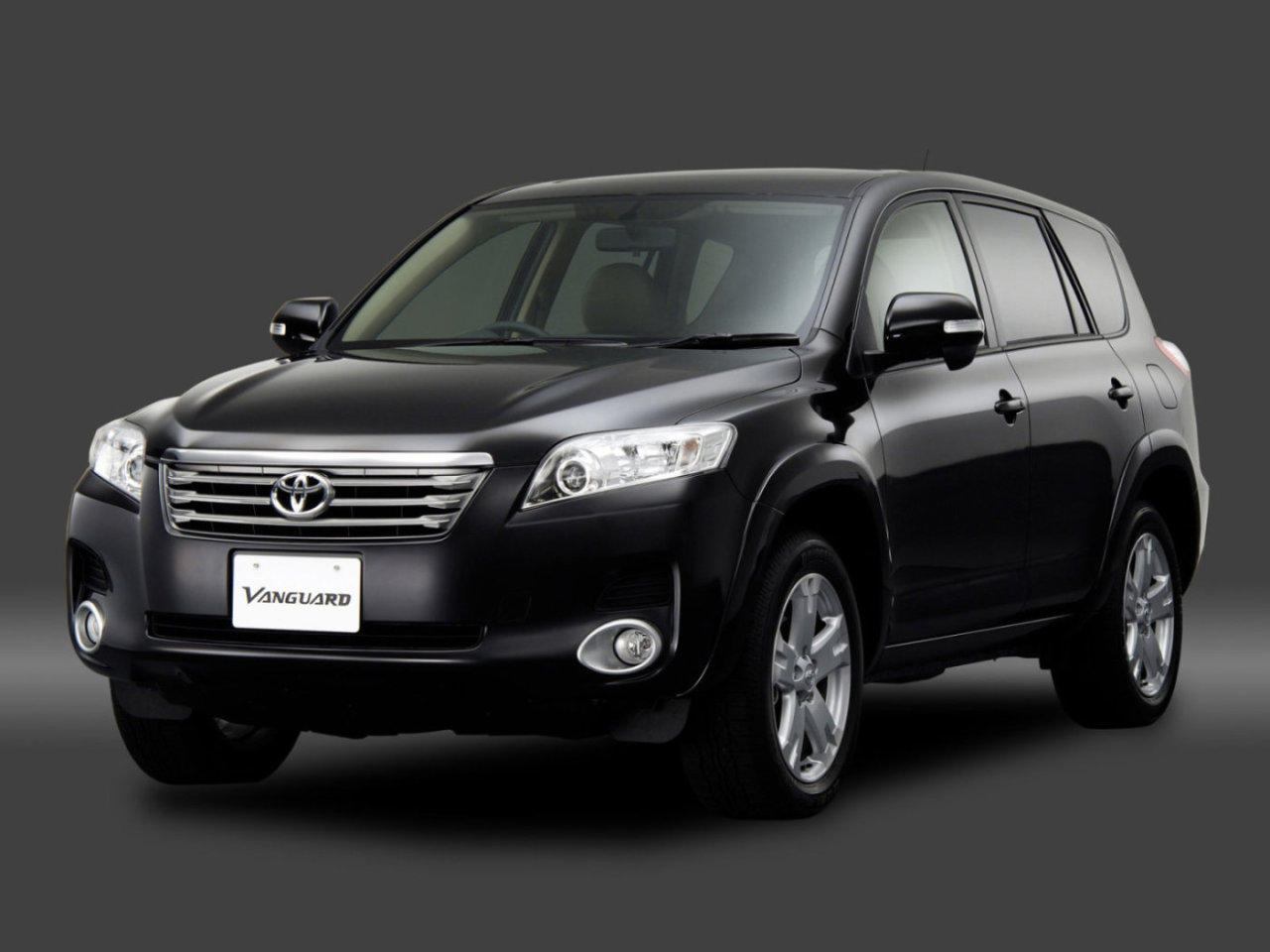 TOYOTA Vanguard car technical data. Car specifications. Vehicle fuel ...