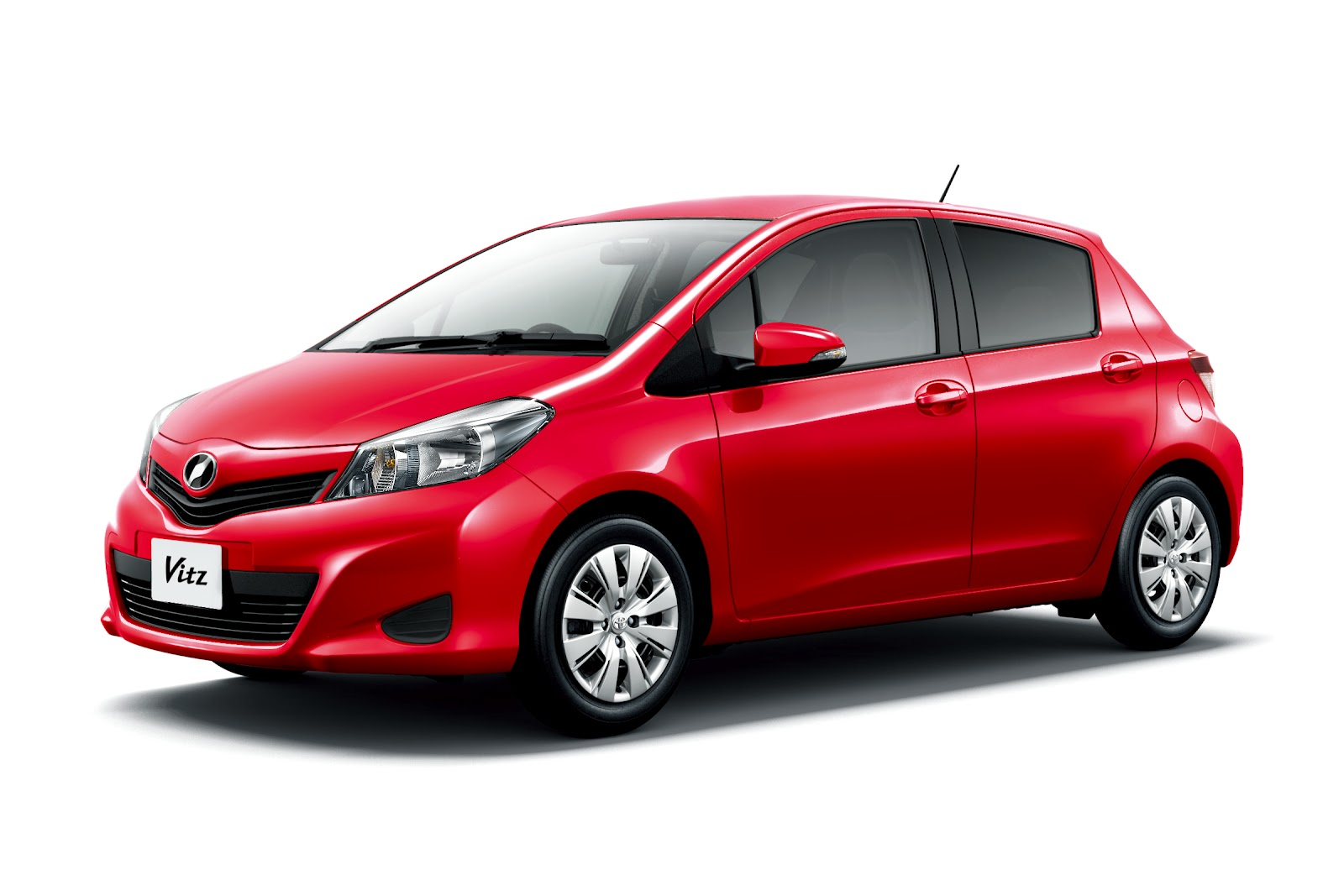 TOYOTA Vitz car technical data. Car specifications. Vehicle fuel