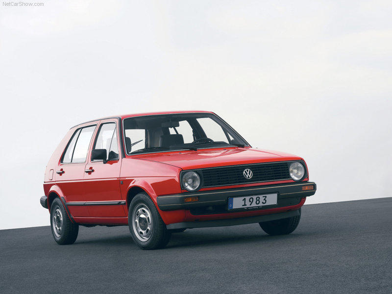 VOLKSWAGEN Golf. Car Technical Data. Car specifications. Vehicle ...