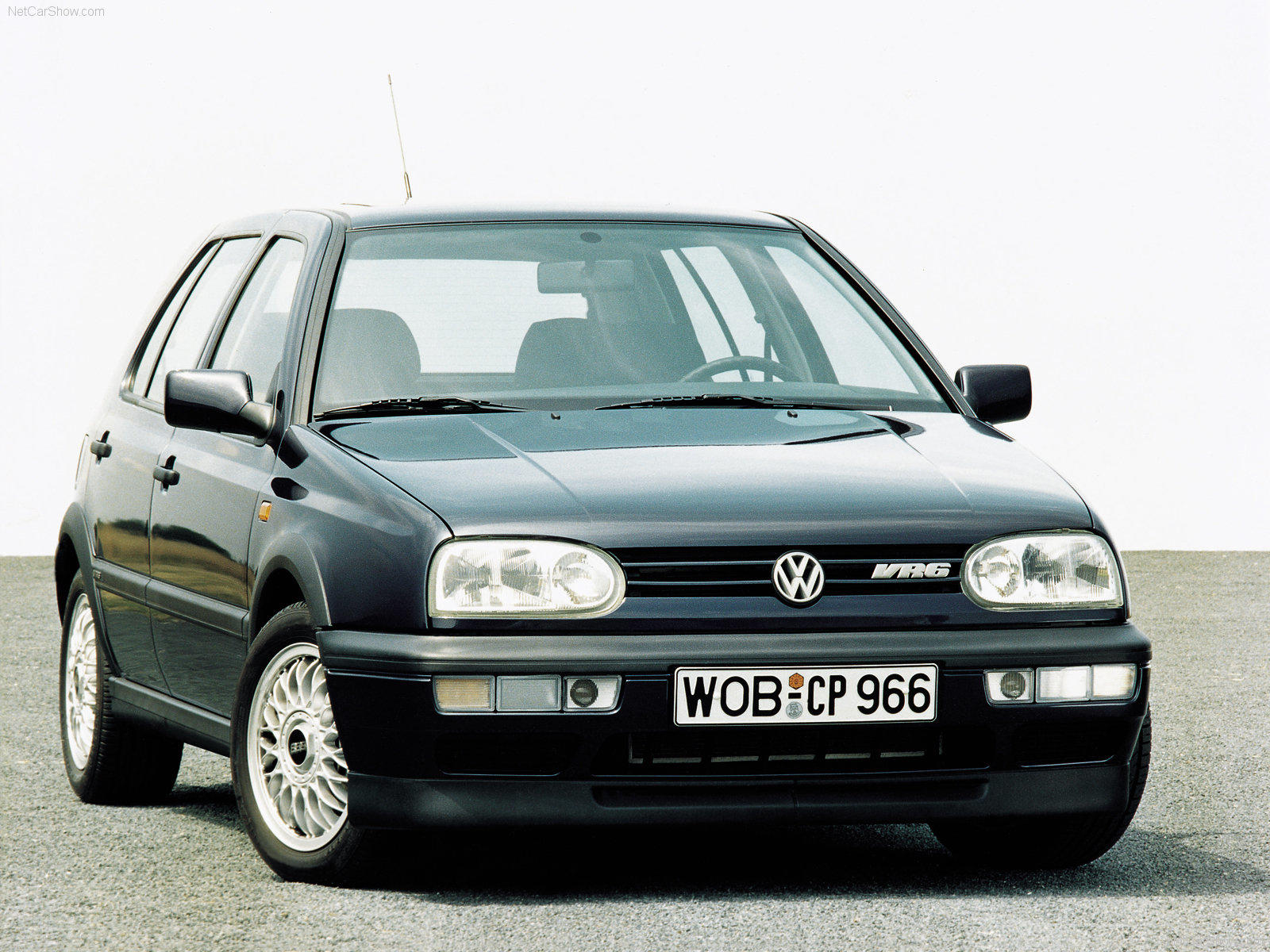Volkswagen Gti Vr6 Specs >> VOLKSWAGEN Golf car technical data. Car specifications ...