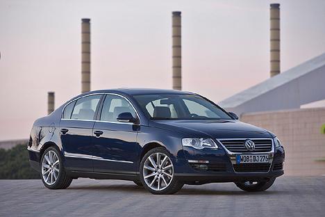 Back to ABT Volkswagen Passat
